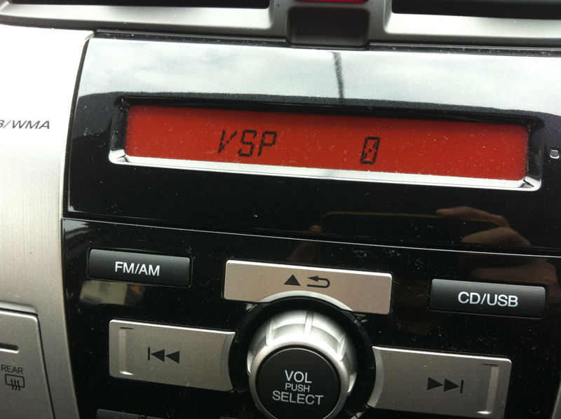 How to turn your 2009 Honda City radio display into a